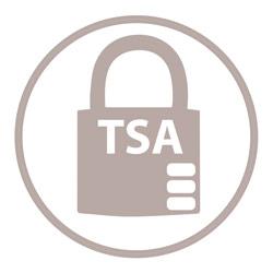 TSA-Schloss Icon