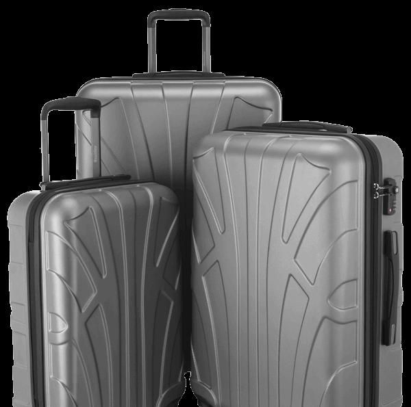 koffer set Suitline